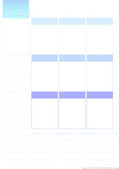 These days many people choose to use personal planners to manage their time. At the same time not everyone is capable of paying a fortune for a planner, so I decided to make my own. I personally re…