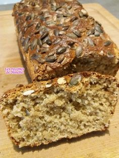 Recette Schnelles und gesundes Brot mit Haferkleie - Ninettes Rezepte Why we Need to Take Risks It d Diabetic Recipes, Healthy Recipes, Pan Rapido, Cake Recipes, Snack Recipes, Cake Factory, Fall Desserts, Ice Cream Recipes, Quick Meals