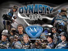 Dynasty Paintball