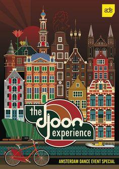 Djoon at Amsterdam Dance Event