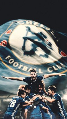#Chelsea#FlyHigh #footballclubwallpapers