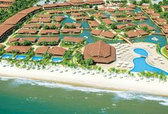 Dom Pedro Laguna Beach, Villas & Golf Resort - Praia da Marambaia, Aquiraz-CE - Brasil