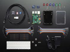 Microsoft IoT Pack for Raspberry Pi 2 - w/ Raspberry Pi 2 ID: 2733 - $114.95 : Adafruit Industries, Unique & fun DIY electronics and kits