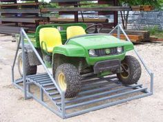 ATV Cattle Guard  livestock-supplies | BarnWorld.com
