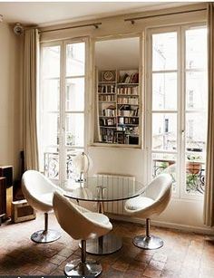 paris france luxury apartments | ... : How Big (or Small) Was Your Childhood Home? | Apartment Therapy