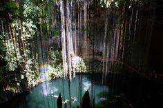 Cenote Ik Kil, Chichén Itzá