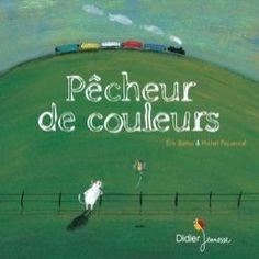 """Histoire:""""Pêcheur de couleurs"""""""