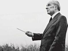 Borges todo el año: Jorge Luis Borges - Milonga para los orientales - Fotograma del film Borges, un destino sudamericano de Tadeo Bortnowski y José Luis di Zeo http://borgestodoelanio.blogspot.com/2014/07/jorge-luis-borges-milonga-para-los.html