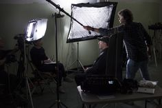 Behind the Scenes of a Documentary Film based on Jazz Loft Project - Rock Fish Stew Institute of Literature and Materials