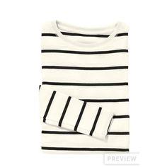 T-shirt côtelé manches longues (3 à 16ans) NEXT