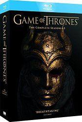❏ Game of Thrones - Seasons 1 - 5 DVD Complete Series 1 2 3 4 5 ❏ Genuine Game Of Thrones 1, Game Of Thrones Series, Dvd Blu Ray, Stephen Dillane, Liam Cunningham, Amazon Dvd, Iain Glen, Charles Dance, Nikolaj Coster Waldau