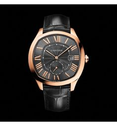 Drive de Cartier : la montre du gentleman driver - lesoir.be