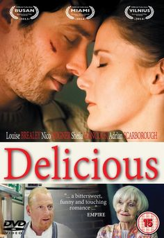 Delicious, the brand new comedy drama starring Louise Brealey and produced by composer Michael Price, is now available on DVD, and iTunes digital download.