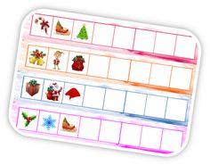 Suites, Grande Section, Theme Noel, Preschool Christmas, Montessori, Winter, Saint Nicolas, Madame, Plans
