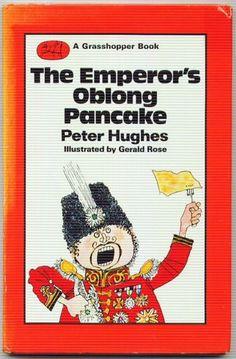 Customer Image Gallery for Emperor's Oblong Pancake (Grasshopper Books)
