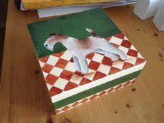 Acrylic painting box