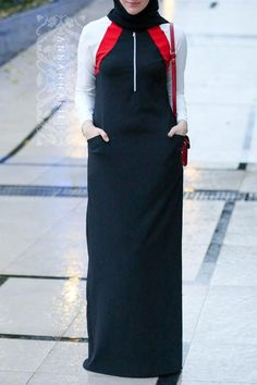 Flex Abaya Dress