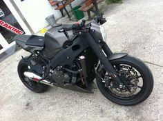 Gsxr 1000 Streetfighter Gsxr 1000 bad bikes