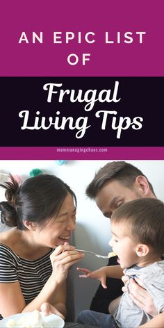 Are you struggling with save more money? Check out this list of frugal living tips to save money fast. Ways to Save Money | Money Saving Tips | How to Save Money | Thrifty Living Frugal Living Tips, Frugal Tips, Money Saving Challenge, Money Saving Tips, Savings Jar, Travel Money, Money Fast, Saving Ideas, Ways To Save Money
