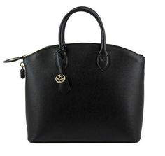 Tuscany Leather – TL Bag Saffiano leather tote - Large size - Best Italian Leather.com