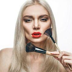 Red lips make-Tanyaw