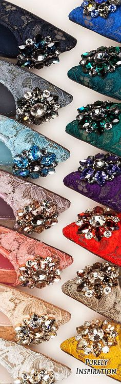Dolce&Gabbana Rainbow Lace Collection | Purely Inspiration