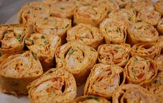Chicken Enchilada Appies.