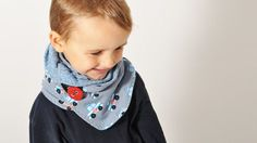 knopfschal-leni-pepunkt Freebook für Erwachsene, Kinder uns Kleinkinder