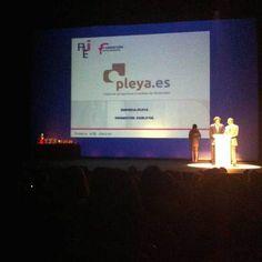 Premios AJE Asturias 2014 AJE Junior Pleya