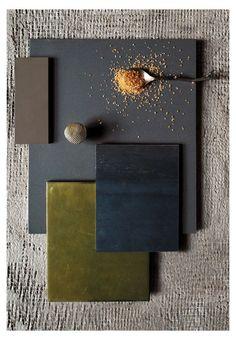 Dark Colors, Colours, Dark Blue Colour, Colour Colour, Mood Colors, Mood Board Interior, Moodboard Interior Design, Studio Interior, Ecole Design