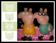 mamãe e papai Pig ♡♡♡♡