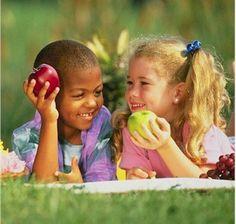Great summer snacks for your children