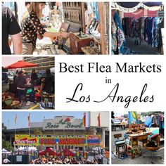 So which are the best flea markets in Los Angeles? Check out these LA treasure troves offering unique items and incredible deals every weekend.
