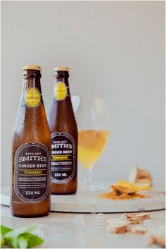 Smiths Ginger Beer South Africa Ginger Beer, Will Smith, Turmeric, Beer Bottle, South Africa