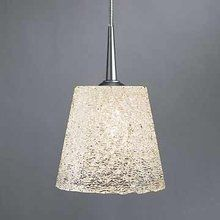 View the Bruck Lighting 220178 Uni-Plug Design Down Light Pendant with White Glass Shade from the Bling I Collection at LightingDirect.com.