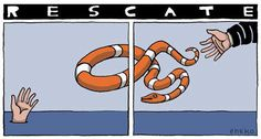 Rescate- Bailout.