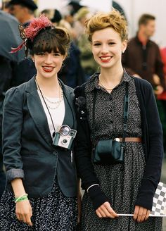 Goodwood Revival Fashion | Can't wait for September!