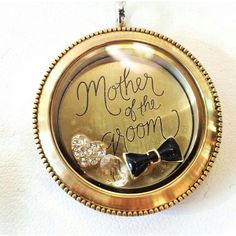 Fabulous Mother of the Bride or Groom gifts from Origami Owl!