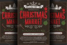 brochure template luxury advertising poster design templates event promotion flyer template of brochure template Club Flyers, Event Flyers, Christmas Crafts For Kids To Make, Merry Christmas And Happy New Year, Event Flyer Templates, Brochure Template, Brochure Ideas, Business Brochure, Business Card Logo