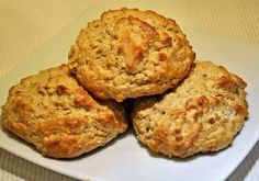 Ideal Protein: Maple Oatmeal Biscuits