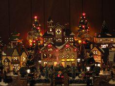 Dept 56 Dickens Christmas village ideas