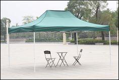 Outdoor Canopy Shelter Gazebo 10x15 Green Patio Backyard Shade Steel Fabric US $178.91#OutdoorCanopyShelterGazebo