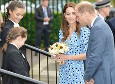 9/16/16*Catherine, Duchess of Cambridge and Prince William visits Stewards Academy