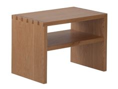 Kyoto | Bedside Shelf Table | Natural Bed Company