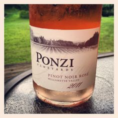 More Willamette rosé #summer #wine