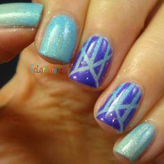 Colors Frenzy #nail #nails #nailart