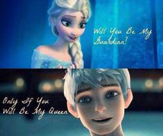 Jack and Elsa= Jelsa <3