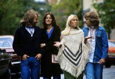 abba won eurovision 1974