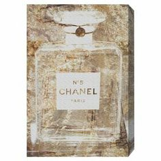 My Favorite Scent Canvas Print, Oliver Gal