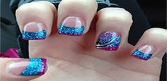 HOW TO DO GEL NAILS AT HOME STEP BY STEP